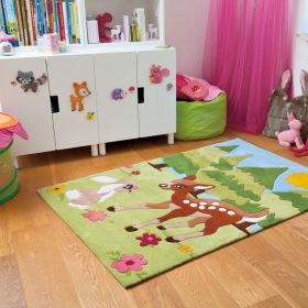 tapis enfant kids arte espina biche