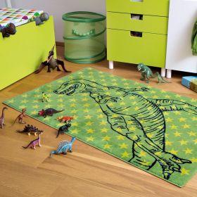 tapis enfant kids arte espina dinosaure