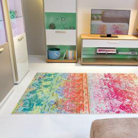tapis multicolore moderne antigua arte espina