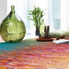 tapis multicolore moderne screen arte espina