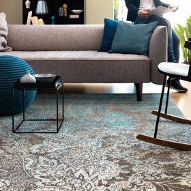 tapis moderne petit palais bleu arte espina