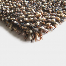 tapis sping bleu brun - brink&campaman