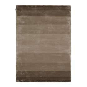 tapis moderne optic marron angelo
