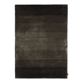 tapis moderne optic angelo noir
