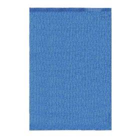 tapis moderne sofie sjöström flip bleu foncé