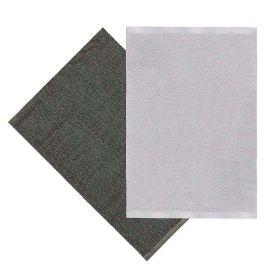 tapis moderne sofie sjöström flip noir