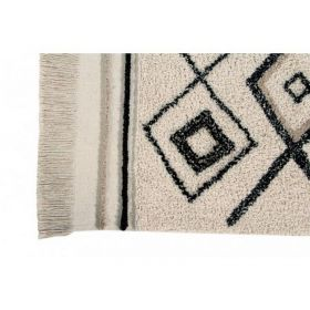 tapis lavable ethnic 120x180 - lorena canals