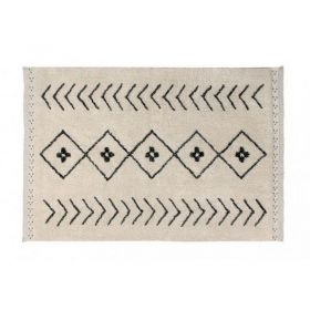 tapis lavable rhombs 120x170 - lorena canals