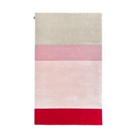 tapis moderne angelo rose jean-françois d\'or