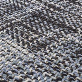 tapis moderne bleu angelo morrison