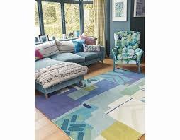 tapis atlas bluebellgray - avalnico