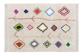 tapis lavable cotton kaarol l - lorena canals