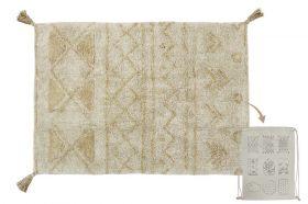 mini tapis lavable tribu - 70 x 100