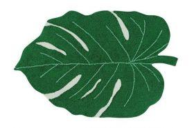 tapis monstera leaf - lorena canals