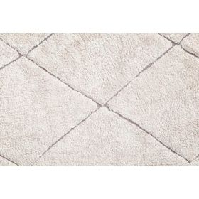 tapis lavable cotton rugcycled bereber m