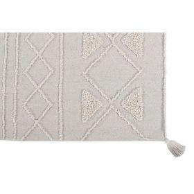 tapis lavable tribu natural l 170 x 240 - lorena canals