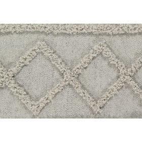 tapis lavable tribu olive s- 120 x 160