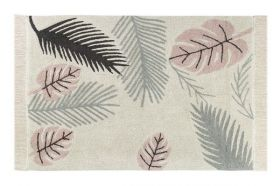 tapis tropical pink - lorena canals