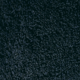 tapis shaggy noir calypso brink & campman