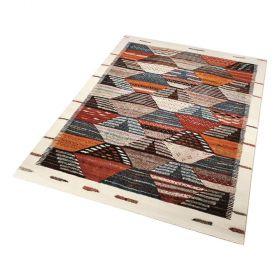 tapis wecon multicolore modern berber