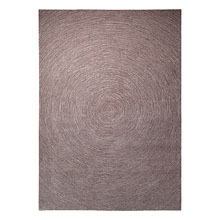 tapis colour in motion taupe esprit home moderne