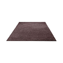 tapis esprit home moderne colour in motion marron