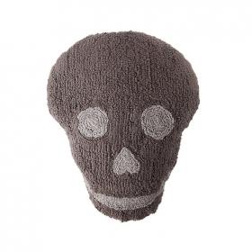 coussin enfant skull gris lorena canals