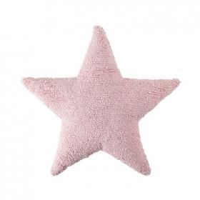 coussin enfant stars rose lorena canals
