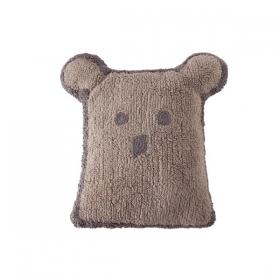 coussin enfant bear marron lorena canals