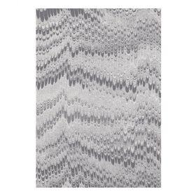 tapis moderne peacok edito paris gris