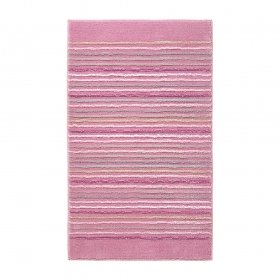 tapis de bain rose cool stripes esprit home
