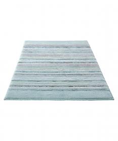 tapis de bain cool stripes esprit home turquoise