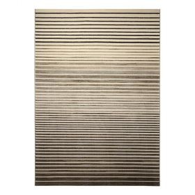 tapis nifty stripes beige moderne