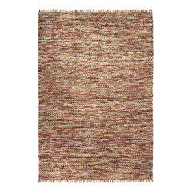 tapis moderne purl orange