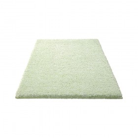 tapis de bain harmony esprit home vert pastel