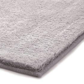 tapis de bain gris esprit softy