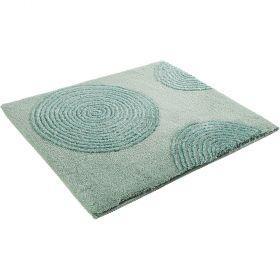 tapis de bain yoga vert clair esprit