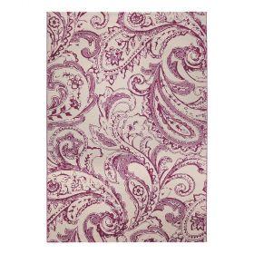 tapis moderne paisley rose esprit home - Tapis Moderne Violet
