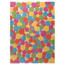 tapis multicolore esprit home color drops