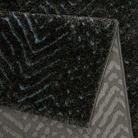 tapis relief moderne beige esprit
