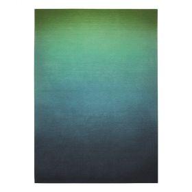 tapis sunrise moderne vert esprit
