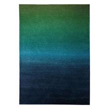 tapis summer fun moderne vert et bleu esprit home