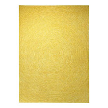 tapis colour in motion jaune esprit home moderne
