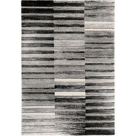 tapis wild stripes moderne beige esprit