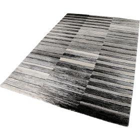 tapis moderne wild stripes beige esprit