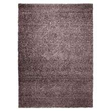 tapis esprit home moderne spacedyed marron