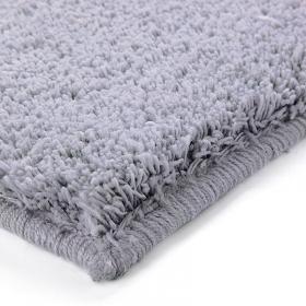tapis shaggy corn carpet gris esprit home