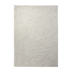 tapis lily ecru - esprit home