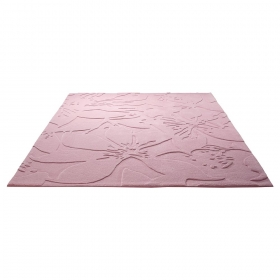 tapis esprit home lily rose