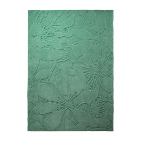 tapis esprit homelily vert